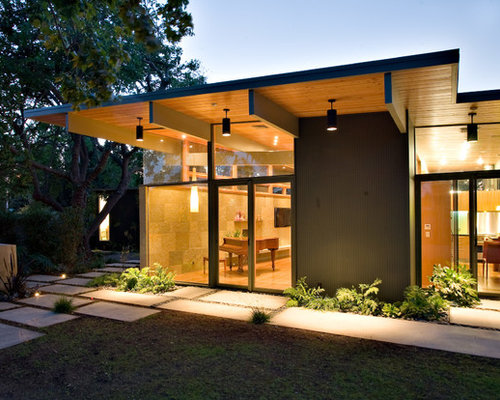 Exterior soffit lighting houzz - Exterior soffit lighting spacing ...