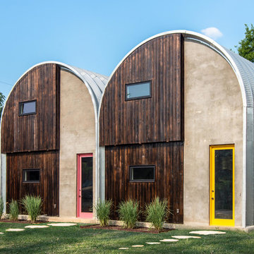 Quonset Hut Village: Live/Work