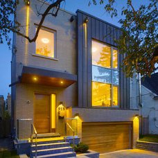 Contemporary Exterior by Studio Architectonic