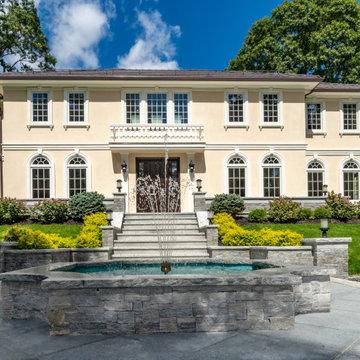 Radcliff Hill - Single Family Residence in Newton Massachusetts
