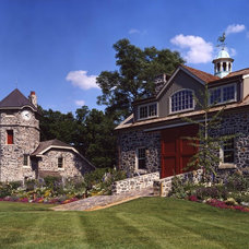 Traditional Exterior by Pinemar, Inc