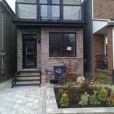 Contemporary Exterior by FWC LTD- London Ontario Gates, Fences, Railings