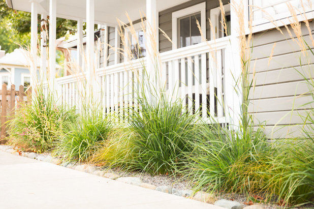 Traditional Exterior by Regenesis Ecological Design