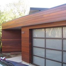 Modern Exterior by Mataverde Decking