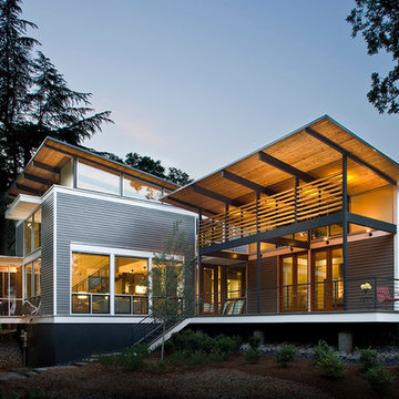 RainShine House, a LEED Platinum certifited EarthCraft house