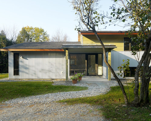 Galvanized Siding Home Design Ideas Pictures Remodel And