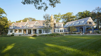 Rambling Shingle Style Home