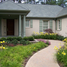 Traditional Exterior by Ramsey Landscape Associates, Inc.