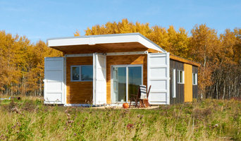 Ranch Container Home