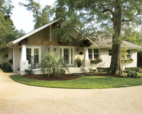 1950s ranch exterior makeover home design ideas pictures for Remodeling a 1950s ranch home