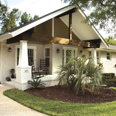 Craftsman Exterior by Tongue & Groove