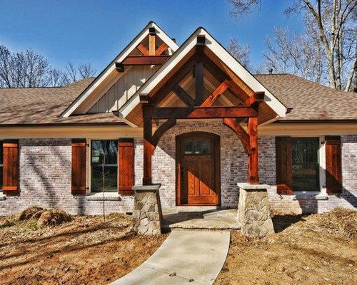 Cedar Truss Home Design Ideas Pictures Remodel And Decor
