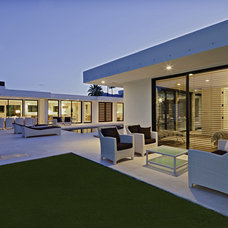 Modern Exterior by Martin Kobus Home