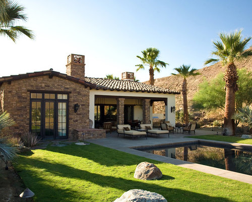 Stucco Patio Cover Home Design Ideas Pictures Remodel