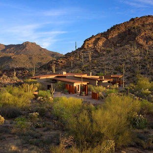 Southwest one-story exterior home photo in Phoenix