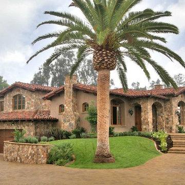 Rancho Santa Fe Craftsman Pictures