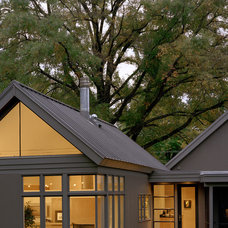 Transitional Exterior by Randall Mars Architects