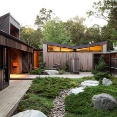Contemporary Exterior by SALA Architects