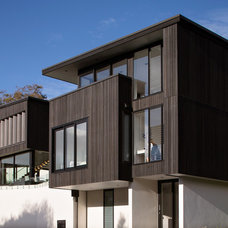 Modern Exterior by Daniel Marshall Architect