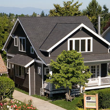 Traditional Exterior by S2 Builders