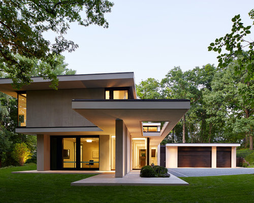 25 Best Modern Exterior Home Ideas Remodeling Pictures Houzz