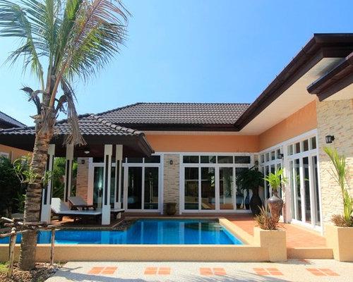 Premium Tropical Exterior Design Ideas Renovations Amp Photos
