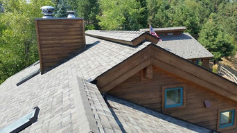 Re-roof in Wilderness Ranch