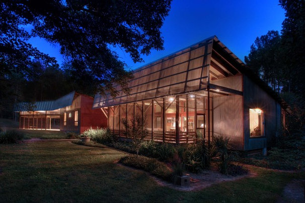 Contemporary Exterior by Beard + Riser Architects