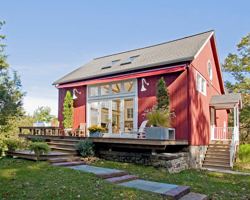 Remodeling A Barn Home Design Ideas Pictures Remodel And