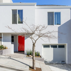 Contemporary Exterior by Exceptional Frames Photography