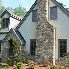 Traditional Exterior by Blake Shaw Homes, Inc
