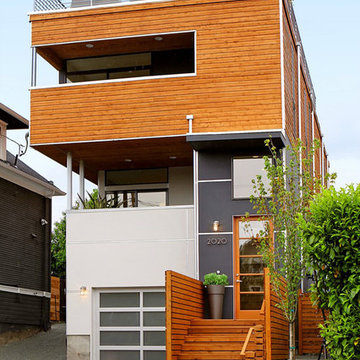 Recent Projects - Seattle Contemporary Residence