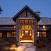 Old Southern Highlands Style for a New North Carolina Retreat