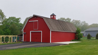 Red Barn - After pic