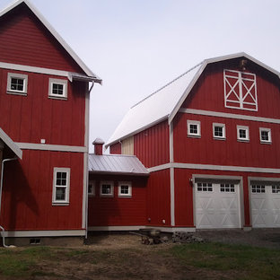 Red Barn Farm House
