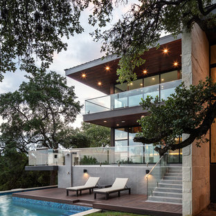 75 Beautiful Flat Roof Pictures & Ideas | Houzz