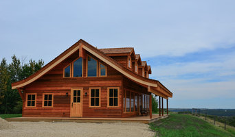 Red Deer River Cabin