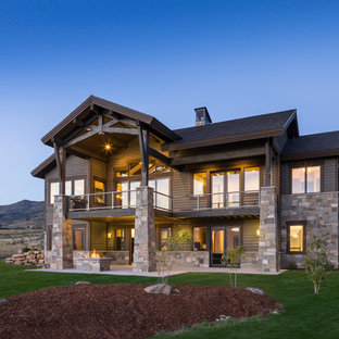 75 Most Popular Craftsman Exterior Home Design Ideas For