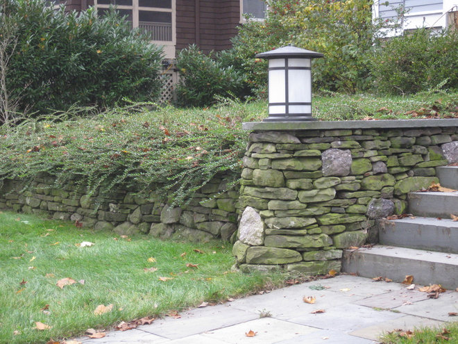 Traditional Exterior by Susan Cohan, APLD