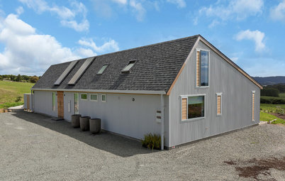 Houzz Tour: Country Home Inspired by the Iconic NZ Barn