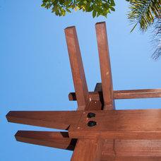 Contemporary Exterior by Alan Dunn Landscape Design