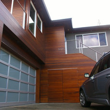 Modern Exterior by Patrick Perez Architect