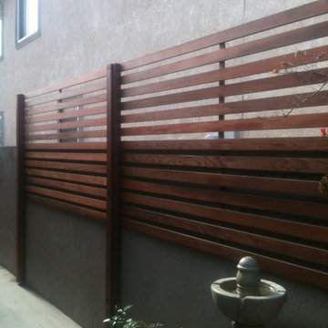 Redwood Privacy Screen