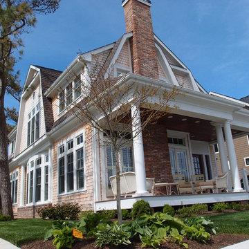 Rehoboth Beach - Custom Silver Lake Beach House
