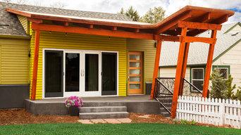 Remmington Entry Porch