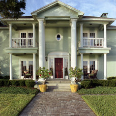Traditional Exterior by Gritton & Associates Architects