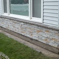 Traditional Exterior by Paul's Home Repair