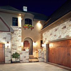 Traditional Exterior by Becki Wiechman, ASID, LEED AP