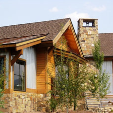 Traditional Exterior by Munn Architecture, LLC