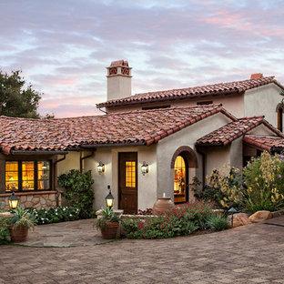 Renovated Montecito Mediterranean